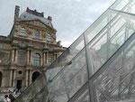 Peis Louvreeingang, Paris