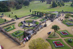Garten des Osborne House/ Isle of Wight