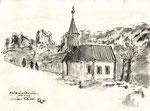 Antoniuskapelle vor dem Wilden Kaiser 2021