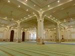 Sultan Qaboos Moschee, Sultanat Oman