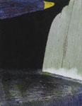 「闇の奥の滝」