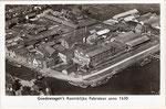 Fotokaart van iets latere datum, ca 1940/50 gezien de toegenomen bebouwing