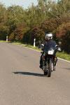 Schöne Momente auf dem Motorrad