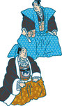 時代物 歌舞伎 忠臣蔵