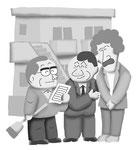 人間 社会 アパート 入居 外国人 トラブル