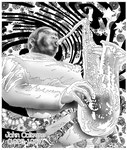 音楽 ミュージシャン jazz ジョン・コルトレーン