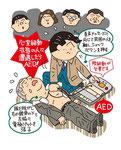 AED 心室細動除細動器