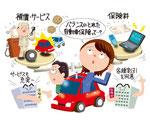 金融 経済 自動車保険