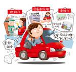 金融 経済 車の節約