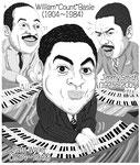 音楽 ミュージシャン jazz ファッツ・ウォーラー カウント・ベイシー ジミー・スミス