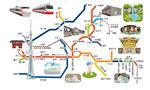 東武鉄道マップ