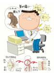 変形性頸椎症 頸椎椎間板ヘルニア
