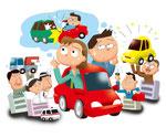 金融 経済 車の保険