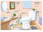 家族 家庭 理想のトイレ