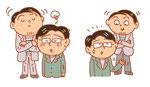 会社 オフィス 仕事   コミュニケーション