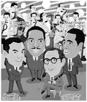音楽 ミュージシャン jazz デューク・エリントン カウント・ベイシー ベニー・グッドマン グレン・ミラー