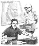 音楽 ミュージシャン jazz ファラオ・サンダース ジャイルス・ピーターソン ブッゲ・ベッセルトフト