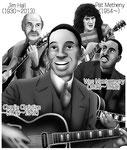 音楽 ミュージシャン jazz チャーリー・クリスチャン ウェス・モンゴメリー ジム・ホール パット・メセニー