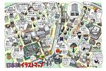 日本橋イラストマップ