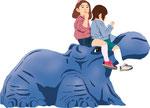人物 行動 生活 公園 遊ぶ 子供