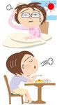 快眠 不眠 食欲不振
