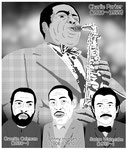 音楽 ミュージシャン jazz チャーリー・パーカー ジョニー・ホッジス オーネット・コールマン 渡辺貞夫