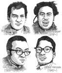 音楽 ミュージシャン jazz セシル・テイラー ハービー・ハンコック ブラッド・メルドー ロバート・グラスパー