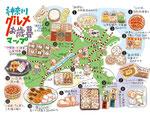 神奈川グルメお歳暮マップ
