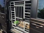 Gitter für seitliche Schiebetüre Mercedes Viano