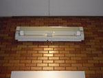 階数表示照明をLED照明に取替