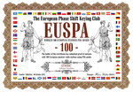 Worked 100 European Stations PSK Award