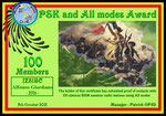 PSK and All Modes Award 100 Members