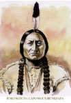 Toro seduto, capo Sioux Hunkpapa.