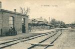 La Station de Basuel (pas encore Bazuel). (Coll. part.)