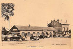 La seconde gare construite après la Guerre 14-18. (Coll. part.)