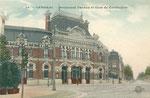 La gare de Cambrai-Cambrésis construite en 1904. (Coll. part.)