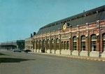 La gare de Jeumont reconstruite en 1920. (Coll. part.)