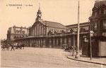 La gare de Tourcoing de 1905. (Coll. JPL)
