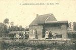 La halte d'Aubencheul aux Bois. (Coll. part.)