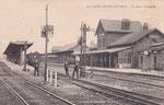 La première gare