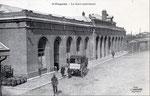 La gare-frontière de Feignies. (Coll. privée)