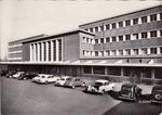 """La """"nouvelle"""" gare construite dans les années 50. Le buffet sera construit plus tard. (Coll. part.)"""