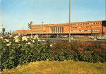 La gare de Douai dans son état actuel (après construction du buffet). (Coll. MB)