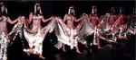 Töchter Salomons Pharaonischer Tanz
