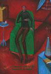 le fauteuil vert 55*38