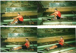 """В гребном бассейне на """"Буревестнике"""" в 2003 году"""