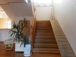 ワンちゃんスロープ付階段