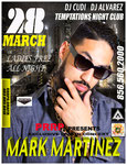 """Mark Martinez as Reggaeton Artist 2"". 19.5"" x 25.5"" Ink Jet Print. 2014."