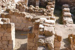 BIBLICAL RUINS IN THE CITY OF DAVID  © DA-B