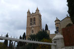 ST GEORGE'S ANGLICAN CATHEDRAL IN JERUSALEM  © DA-B